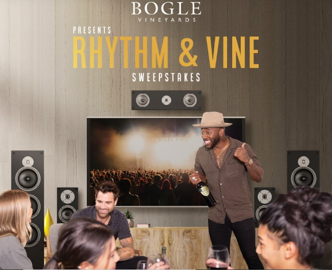 Bogle Vineyards Rhythm And Vine Sweepstakes