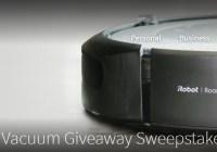 Capitol Federal Savings Bank Roomba IRobot Vacuum Giveaway