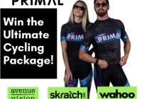 Primal Wear Primal Ultimate Cycling Package Giveaway