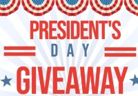 Costway.com President Day Giveaway