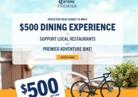 Crown Imports Raise The Bar With Corona Premier Sweepstakes