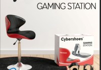 Cybershoes Gaming Station Giveaway