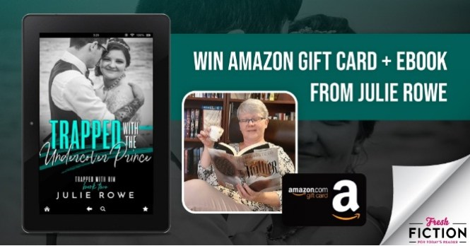 Fresh Fiction Julie Rowe May Giveaway