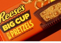 REESES Big Cups With Pretzels Sweepstakes