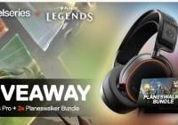 SteelSeries Magic Legends X SteelSeries Giveaway