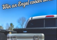 Wildlife Management Solutions Engel Dry Box Cooler Giveaway
