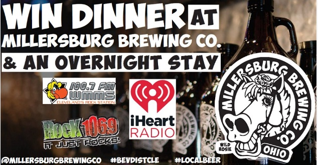 Discover Millersburg Brewing Prize Pack Contest