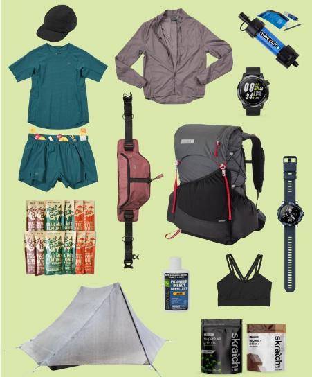 Janji Fastpacking Giveaway