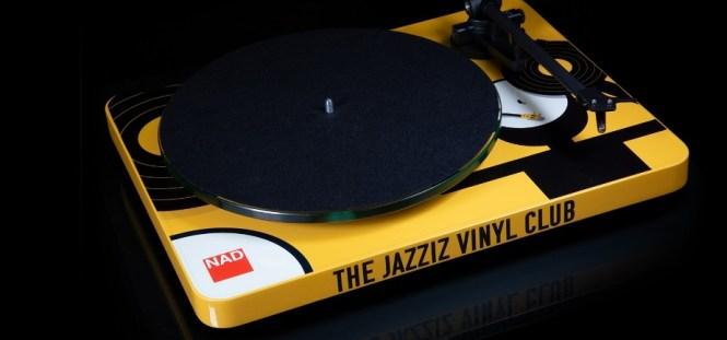 NAD Electronics JAZZIZ Turntable Giveaway
