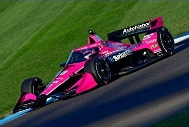 SiriusXM INDYCAR NATION Fire And Ice Sweepstakes