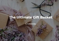 Tiny Rituals Ultimate Gift Basket Giveaway