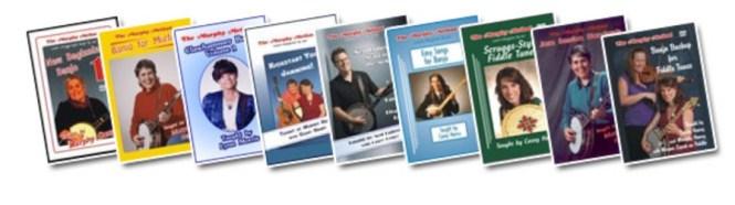 Banjo Hangout Murphy Method Lesson DVD Giveaway