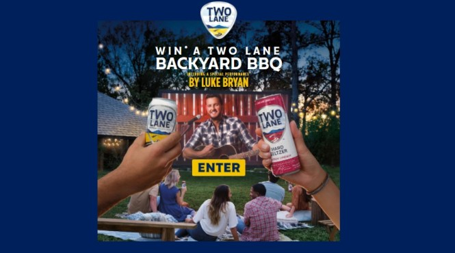 Constellation Brands Two Lane Summer Sweepstakes