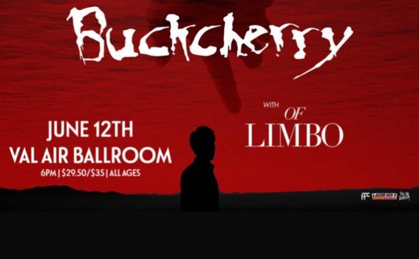 LAZER Weekend Buckcherry Contest