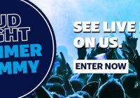 Bud Light Summer Stimmy Music Tix Sweepstakes