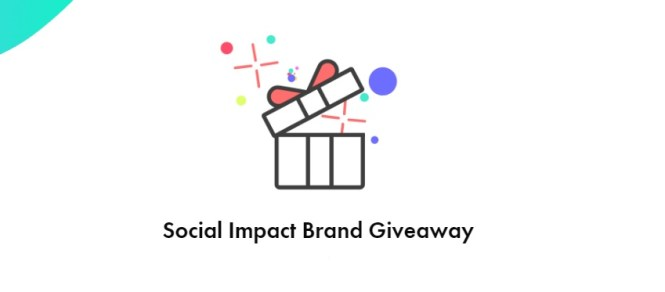 Causeartist Social Impact Brand Giveaway