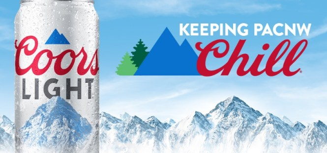 Coors Light Pacific Northwest Summer Backpack Sweepstakes