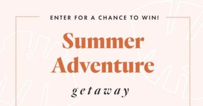 Darling Media Summer Adventure Getaway Sweepstakes
