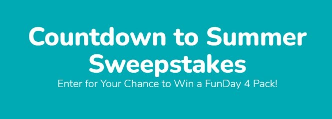 Festival Fun Parks Countdown To Summer Sweepstakes