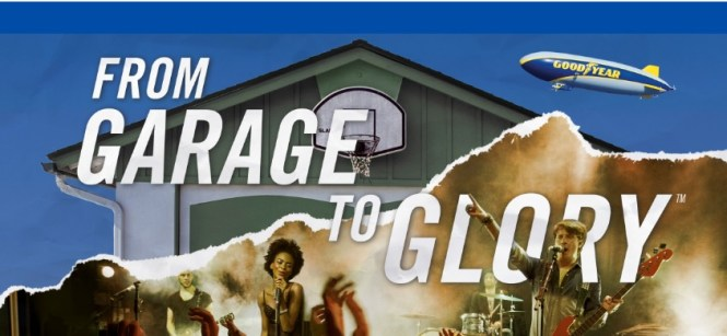 Goodyear From Garage To Glory Voting Sweepstakes