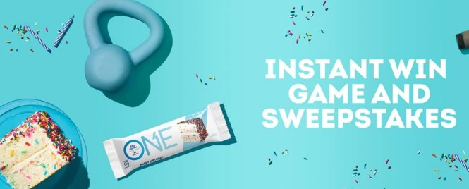 ONE Brands NYC Instant Win Sweepstakes