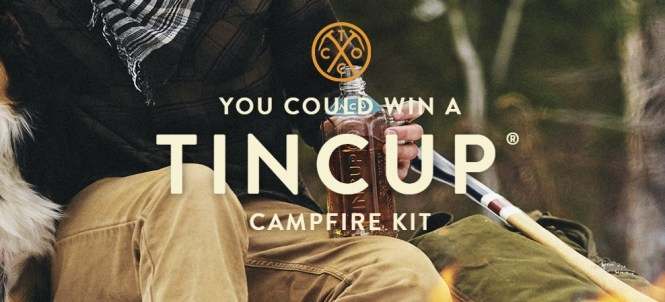 Tincup Mountain Whiskey Campfire Sweepstakes