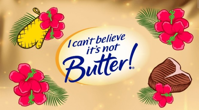 I Cant Believe Its Not Butter Summer Sweepstakes