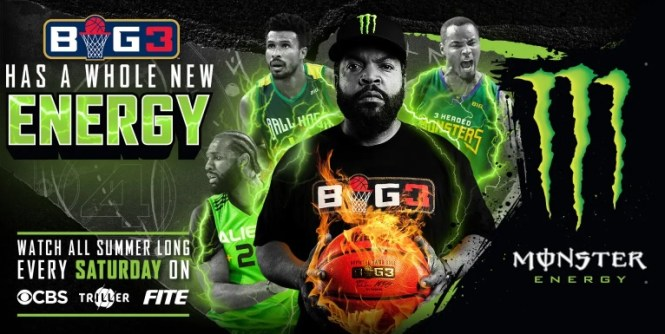 Monster Energy Basketball Gear Package Sweepstakes