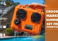 Crook And Marker Summer, Set Free Sweepstakes