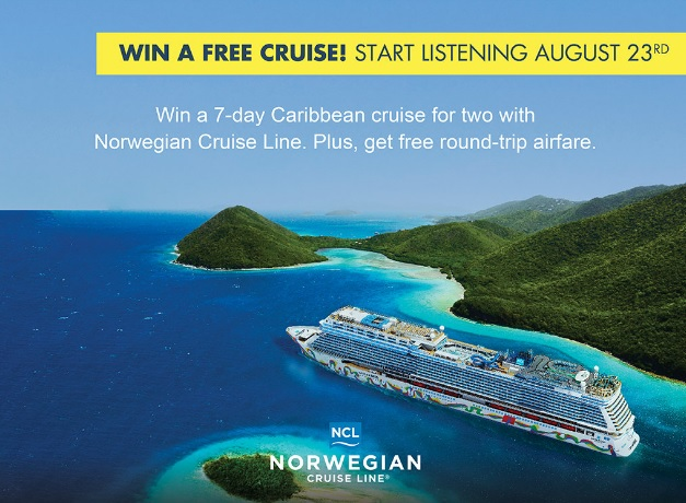 Elvis Duran And The Morning Show Cruise Vacation Sweepstakes