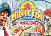 Meeple Land And Upgraded Metal Coins Giveaway