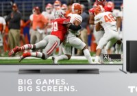 TCL Big Screens For Big Games Sweepstakes