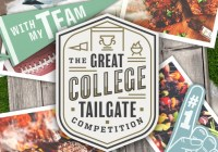 2021 Great College Tailgate Contest