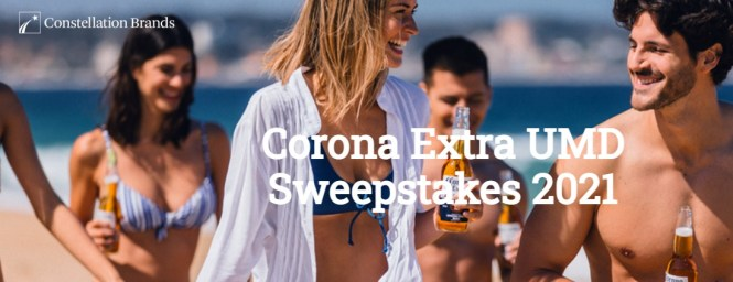 Crown Imports Corona Extra UMD Sweepstakes