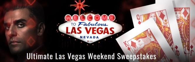 Focus Features Ultimate Las Vegas Weekend Sweepstakes