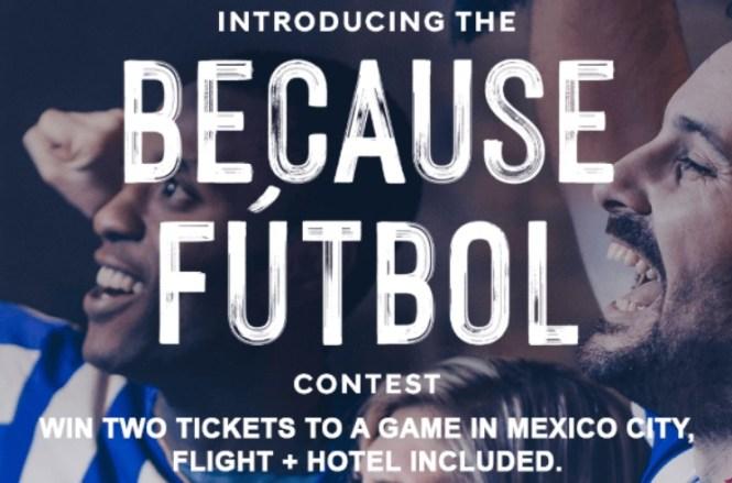 Hyundai Motor America Because Futbol Contest