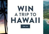 Quiksilver Win A Trip To Hawaii Sweepstakes
