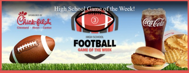 WKYC TV 2021 HS Game Of The Week Sweepstakes