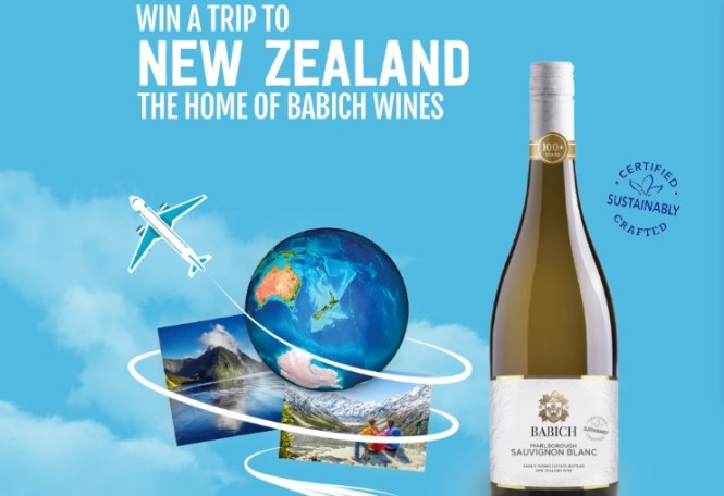Babich Wines Sweepstakes