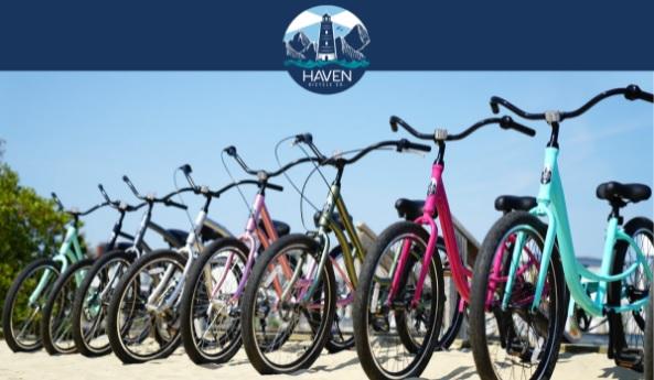 BikeRide Haven Bicycle Co. Giveaway