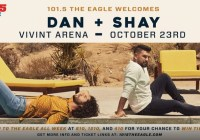 Dan And Shay Ticket Giveaway
