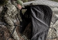 Deer and Deer Hunting Thermal Blind and Stay Warm in the Woods Giveaway