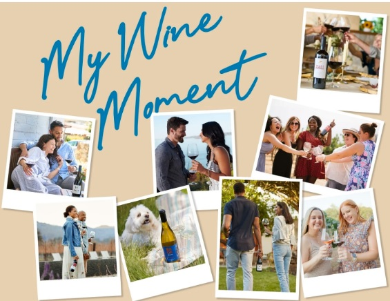 Hall Wines My Wine Moment Giveaway