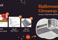 Lifewit Halloween Giveaway