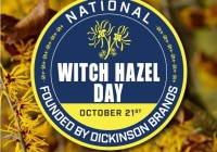 National Witch Hazel Day Sweepstakes