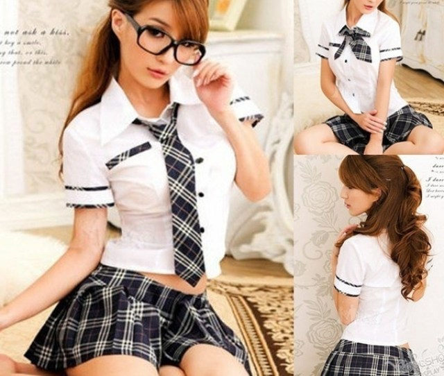 Temptationcostume Sexy Uniform School Cosplay