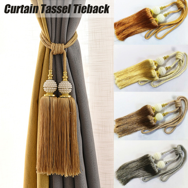curtains blinds large tie backs