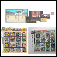 3DS New Game Card Multiple Game Collection Geek