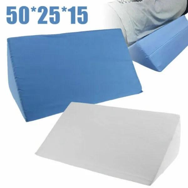 new acid reflux foam bed wedge pillow