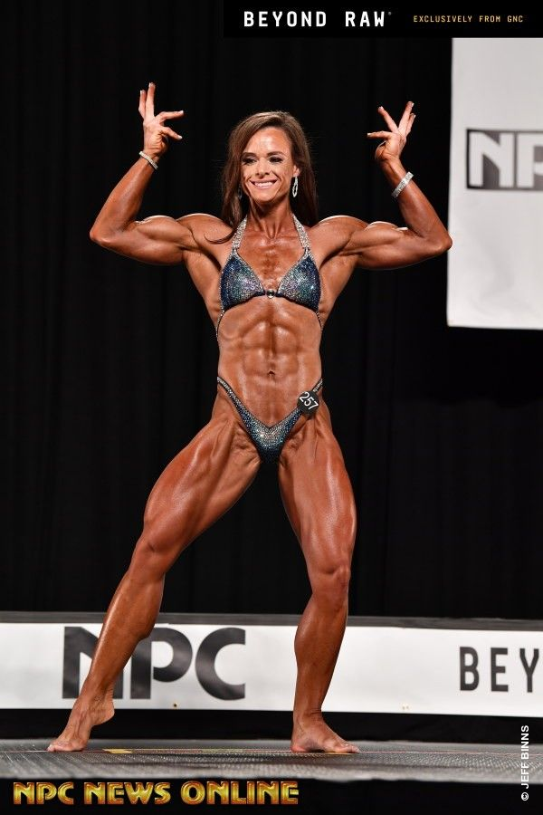 New Womens Physique IFBB Pro